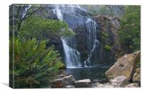 Mc Kenzies Falls, Canvas Print