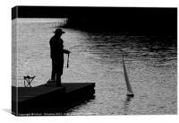 Sail Away, Canvas Print