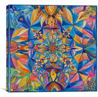 Mandala, Canvas Print