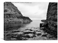 Stackpole Quay, Canvas Print