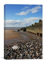CLEVELEYS BLACKPOOL, Canvas Print