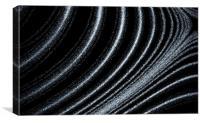 Curve Art, Canvas Print