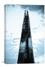 The Shard, Canvas Print