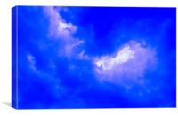 Vibrant Skies, Canvas Print