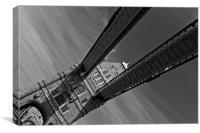 Tower Bridge London, Canvas Print