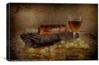 A GOOD WINE 2, Canvas Print