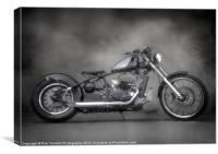 REGAL BOBBER PAINTING, Canvas Print