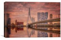 Rotterdam , Canvas Print