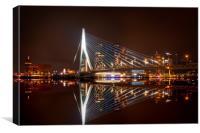 Rotterdam 2, Canvas Print
