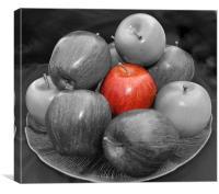 apples, Canvas Print