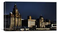 liverpool, Canvas Print