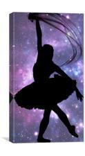 ballet, Canvas Print