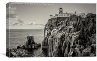 Neist Point Lighthouse, Skye, Canvas Print