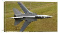 Fighter Jet, Canvas Print