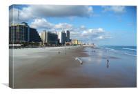 Daytona Beach Florida, Canvas Print