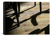 Shadows, Canvas Print