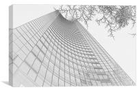Towering High, Canvas Print