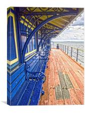 Southend Pier, Canvas Print