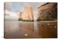 Botany Bay Cliffs, Canvas Print
