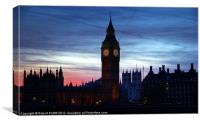 Big Ben, Canvas Print