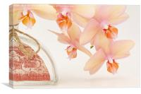 Orchid Falls - 2, Canvas Print