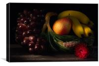 Fruit Still Life 2, Canvas Print