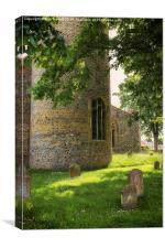 Holy Trinity Church, Canvas Print