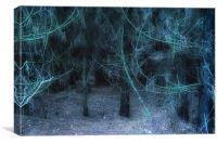 Dare to Enter the Forest, Canvas Print