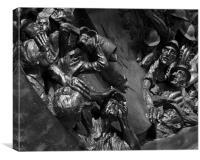 Battle of Britain, Canvas Print