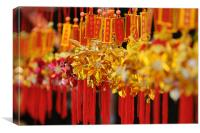 Chinese New Year, Canvas Print