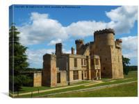Belsey Castle, Canvas Print
