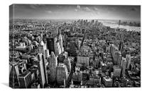 New York, Canvas Print