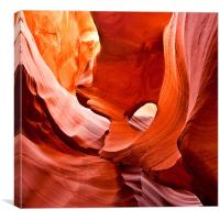 Lower Antelope Canyon,Page,Arizona, Canvas Print