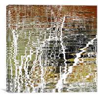 Ripples 3, Canvas Print