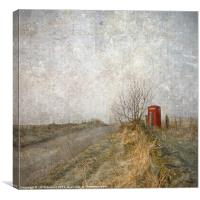 Quintessentially British, Canvas Print