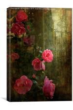 Gothic Romance, Canvas Print