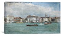 Beautiful Venice, Canvas Print