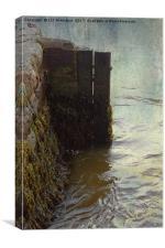Tidal Blues, Canvas Print