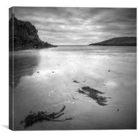 Cable Bay, Anglesey, Canvas Print