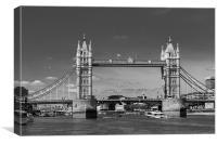 London Bridge, Canvas Print