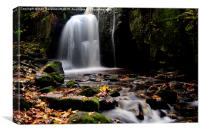 Lumsdale, Canvas Print
