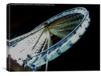 Brighton Wheel, Canvas Print