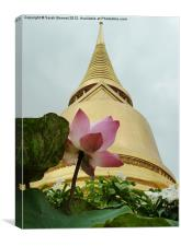 Bangkok Grand Palace, Canvas Print