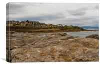 Mullaghmore, County Sligo, Ireland, Canvas Print