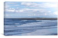Enniscrone, County Sligo, Ireland, Canvas Print