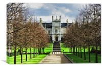 Ingress Abbey Greenhithe, Canvas Print