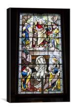 The Raising Of Lazarus, Canvas Print