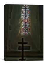 Simply Christian, Canvas Print
