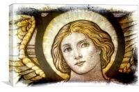 Angelic, Canvas Print