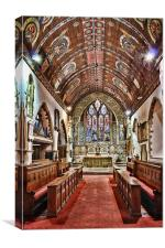 St Peters Thanet, Canvas Print